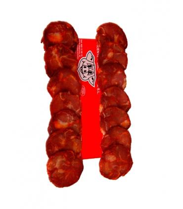 Chorizo ibérico cular lonchado