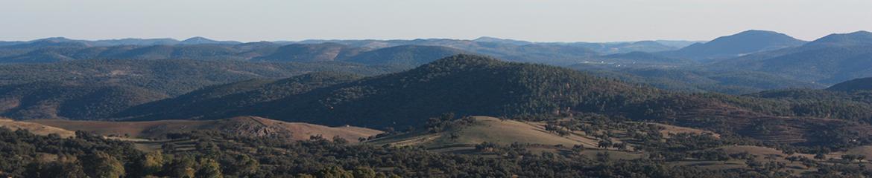 Mountains of Aracena y Picos de Aroche