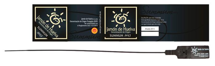 Etiquette noire : Pata negra Jabugo