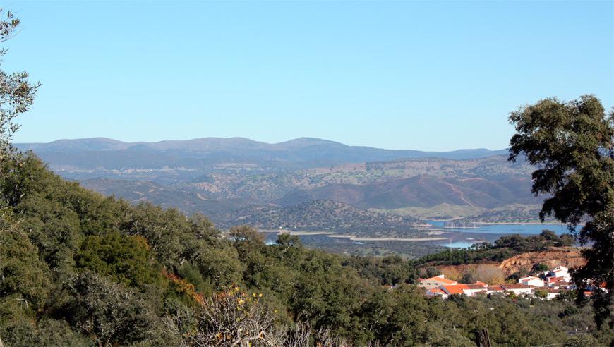 Nature randonnées Sierra de Aracena Picos de Aroche