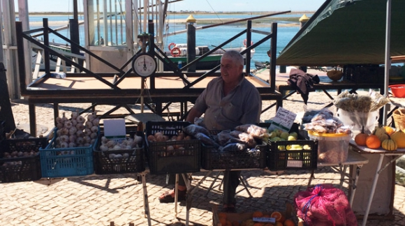 Le marché de Olhão - Algarve, Portugal