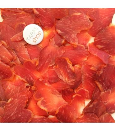 Sliced Acorn-fed 100% iberian loin cured meat - Hijos de Onofre Sánchez Martín