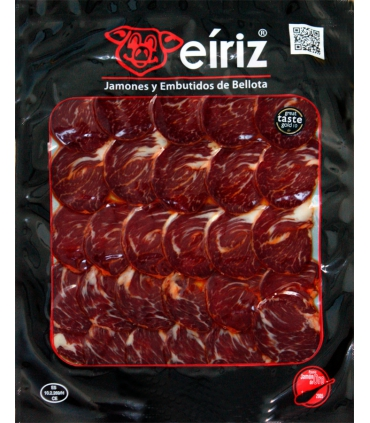 Caña de lomo ibérico de bellota loncheado - Eíriz