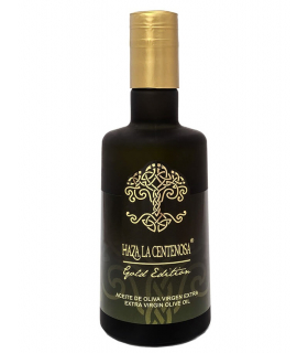 Label -Premium Extra Virgin Olive Oil - Haza la Centenosa