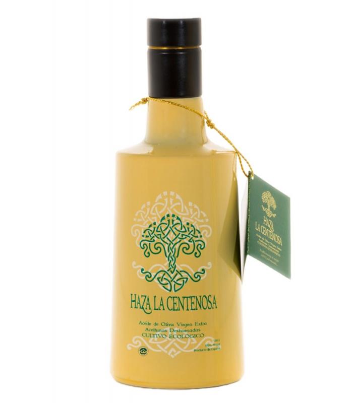Picual Organic Extra Virgin Olive Oil - Haza la Centenosa