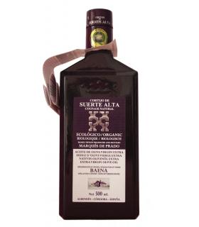 Etiquette 2019 Huile d'olive Vierge Extra - Cortijo de Suerte Alta