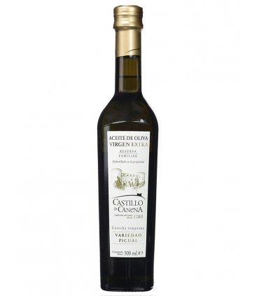 Huile d'olive Vierge Extra Picual - Castillo de Canena