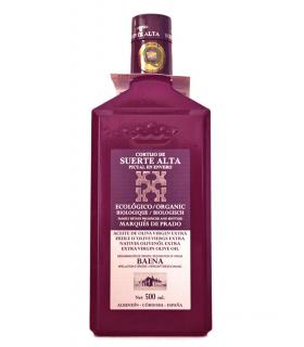 Label - Picual Organic Extra Virgin Olive Oil - Cortijo de Suerte Alta