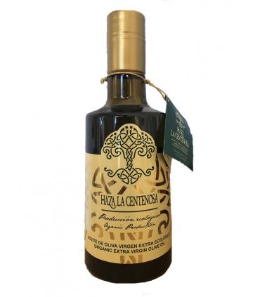Picual Organic Extra Virgin Olive Oil 2019- Haza la Centenosa