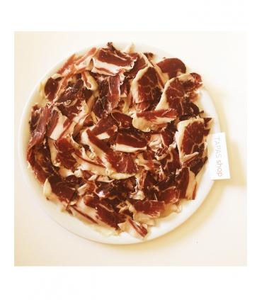 Plate of 100% Iberian acorn ham piece - Finca Montefrío