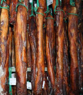 Caña de lomo ibérique de Bellota - Eíriz