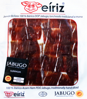 Sliced iberian ham Summum quality - Eíriz