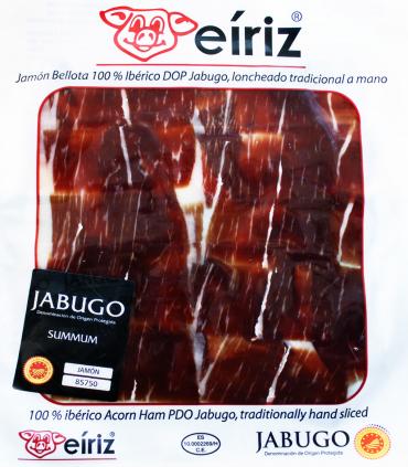 Sliced iberian ham Summum quality - Eíriz