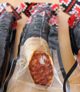 Chorizo ibérico de bellota - La Finojosa