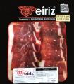 Sliced 100% Iberian acorn ham - DO Jabugo Eíriz