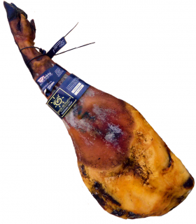 Acorn-fed iberian shoulder ham paleta Summum quality - Eíriz