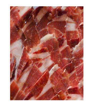 Sliced Spanish cebo ham – Jabugo
