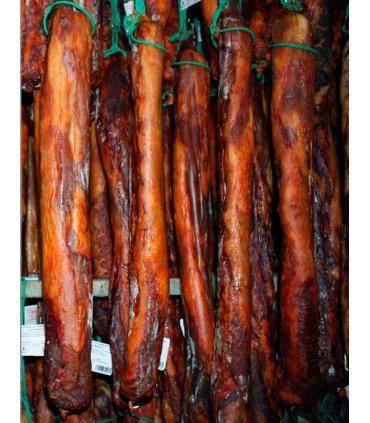 Sliced acorn-fed iberico loin cured meat bellota - Eíriz