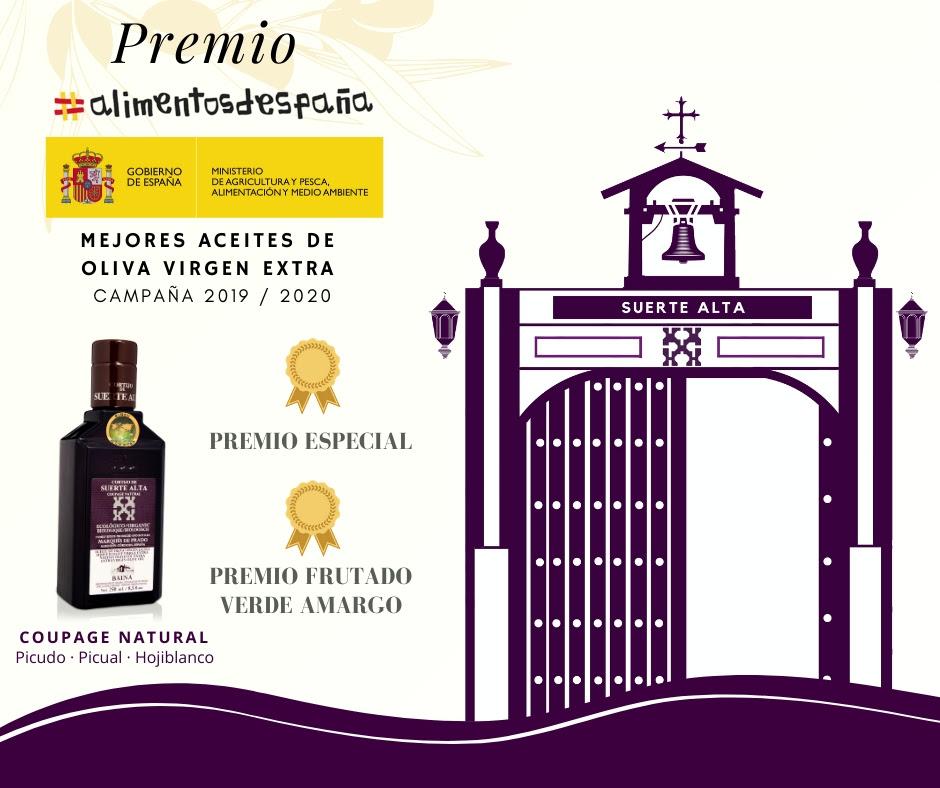 Meilleure huile d'olive espagnole 2020