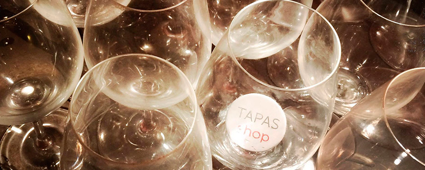 Wine tasting with iberian acorn-fed ham - TAPAS shop