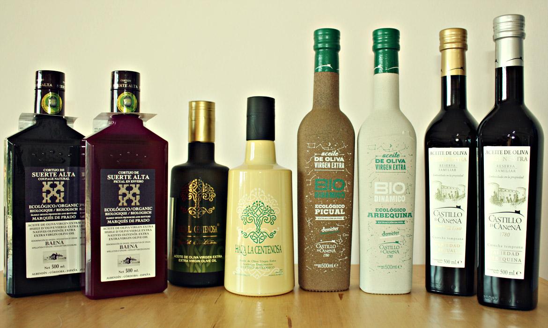 offrir de l'huile d'olive