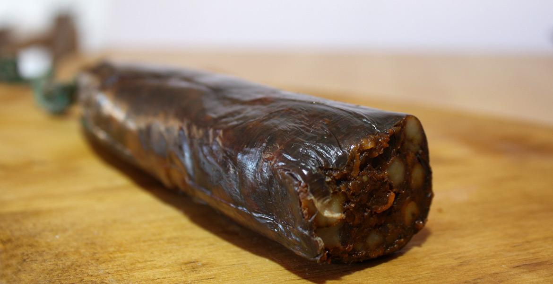 Morcilla ibérica with y squash