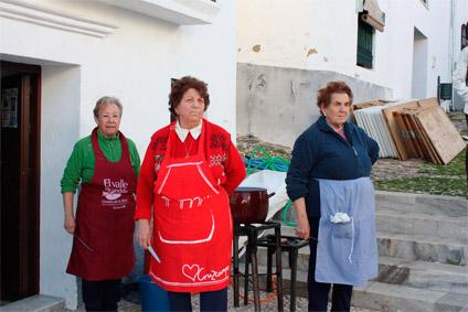 Villageoises - Linares de la Sierra
