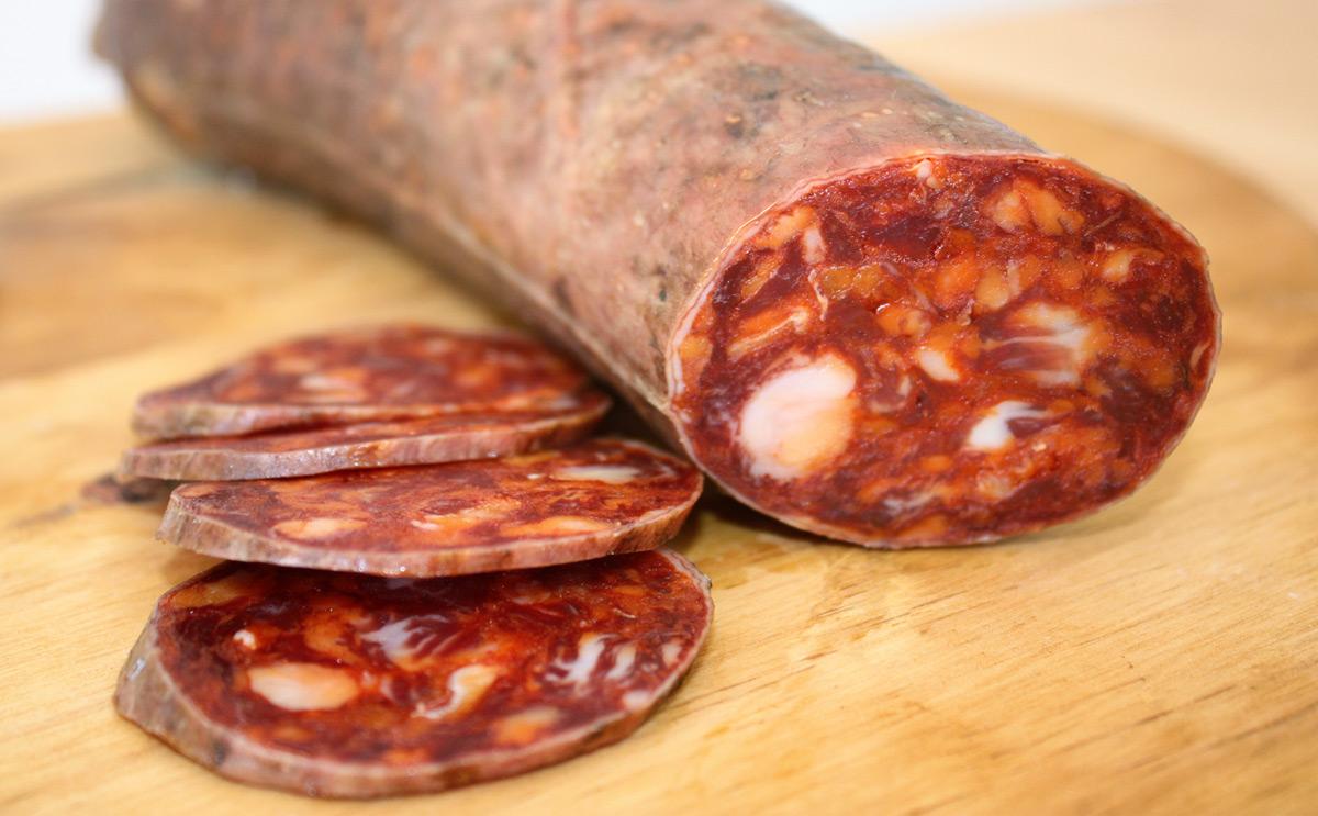 Spanish Chorizo de bellota