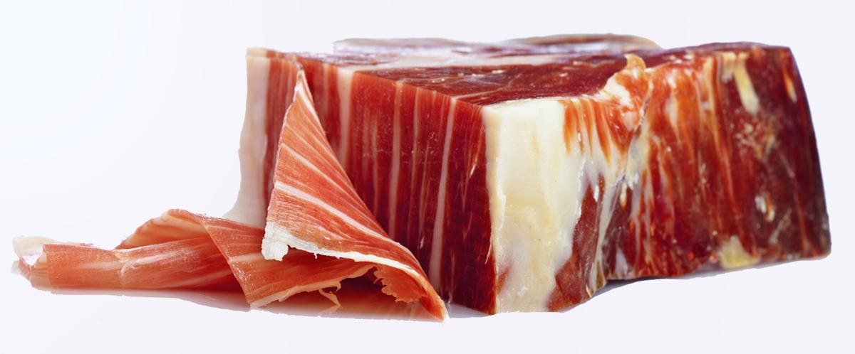Spanish ham pata negra