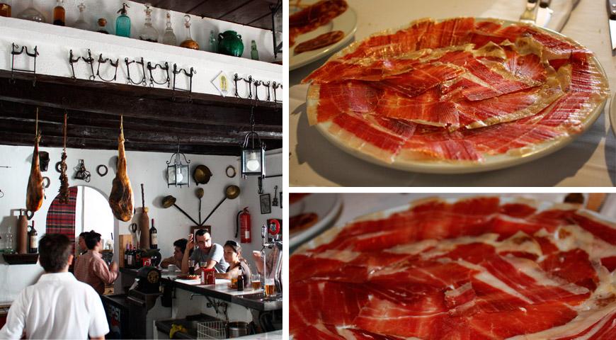 Restaurant El Padrino Alajar