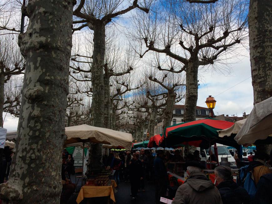 Mercado de Saint-Girons