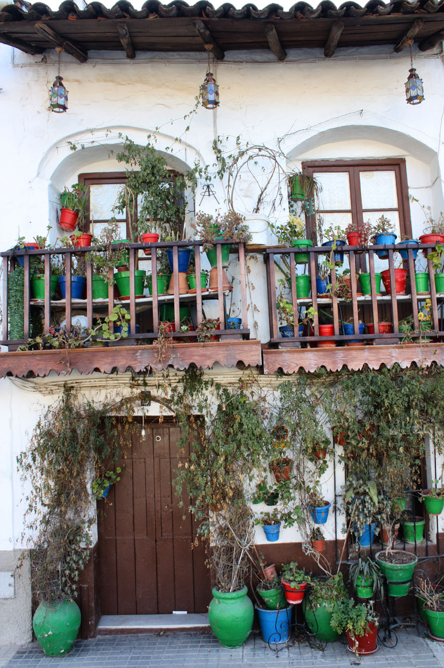 Fuenteheridos - Plaza del Coso