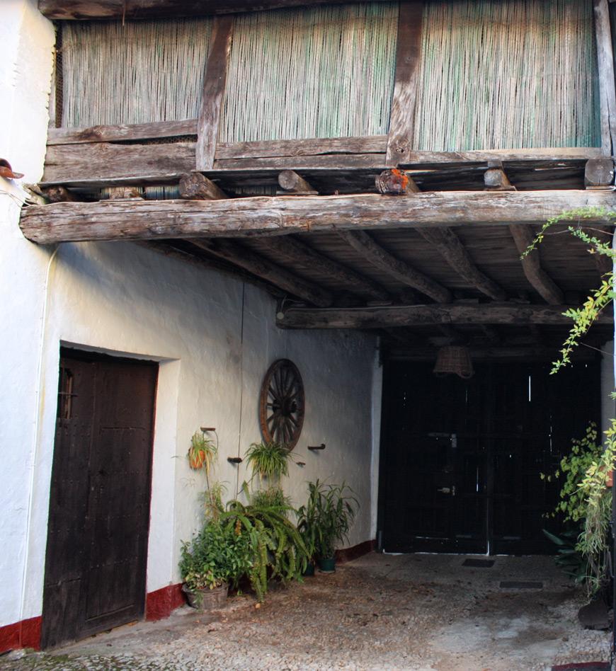 Fuenteheridos - street