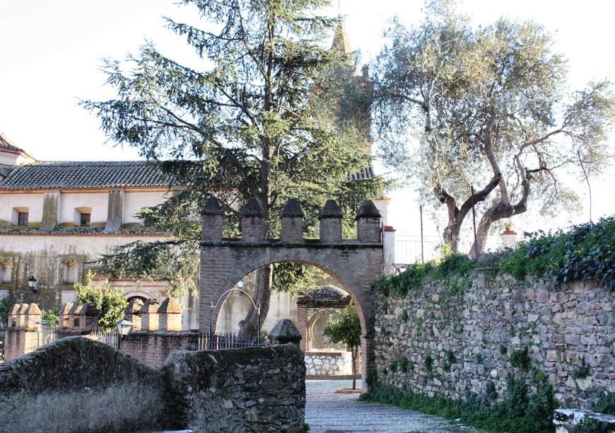 Linares de la Sierra - Arco
