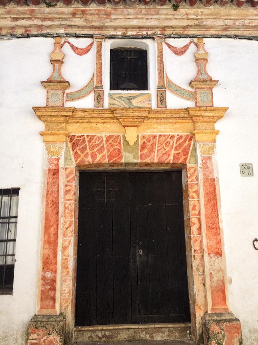 Castaño del Robledo - Casa